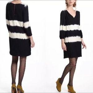 Anthropologie Floreat Dress size 2 tie dye